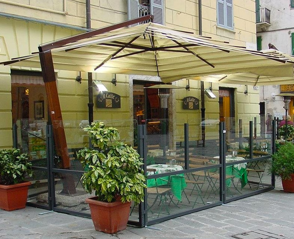 dehors esterno bar ristoranti novara