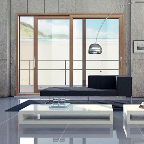 serramenti in alluminio legno galleria